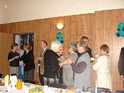 Liczne grono zgromadzonych gości