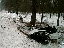 Tragiczny w skutkach wypadek
