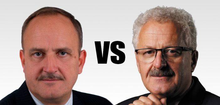 Wieczorek i Mikołajczyk powalczą o fotel Burmistrza GiM Węgliniec