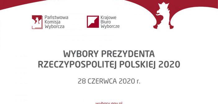 Wybory prezydenckie 2020 – 28 czerwca