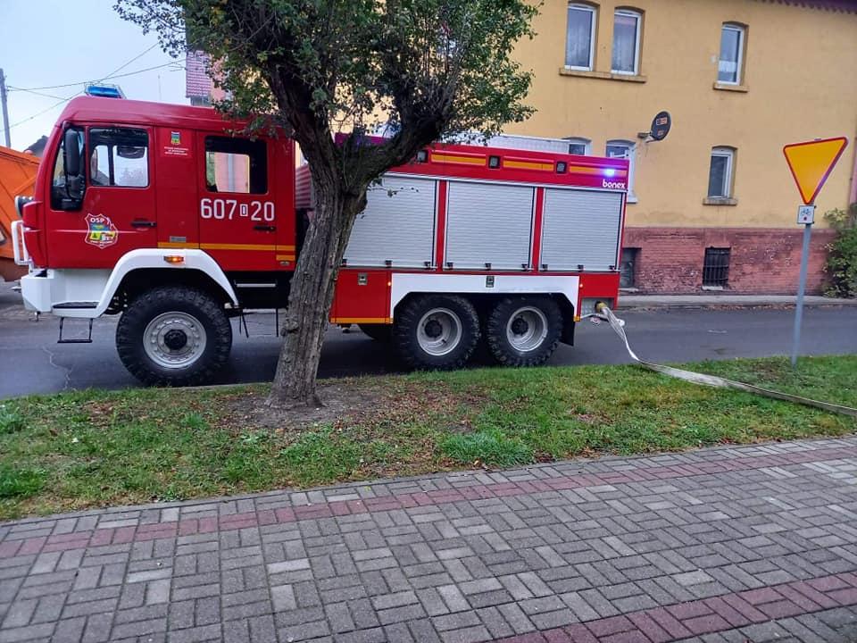 fot. facebook OSP Stary Węgliniec