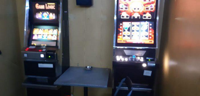 Policja zarekwirowała w Czerwonej Wodzie automaty do gier